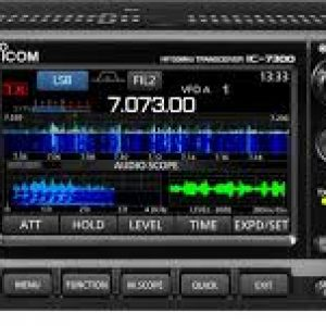 ICOM IC-7300 Ricetrasmettitore HF/50Mhz