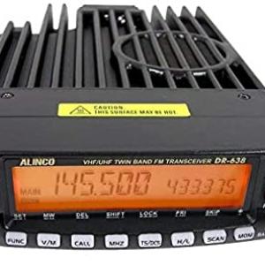 ALINCO DR-638H RICETRASMETTITORE DUALBAND V/UHF