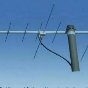FALKOS FOX-YAGI 3/5 ELEMENTI VHF UHF