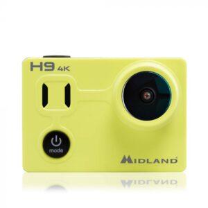 MIDLAND H9 ACTION CAM 4K UHD 30FPS