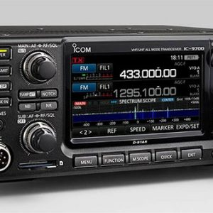 ICOM IC-9700#13 RICETRASMETTITORE VHF/UHF/1200