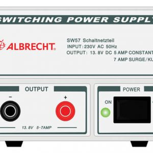 ALBRECHT SW 57 Alimentatore Switching